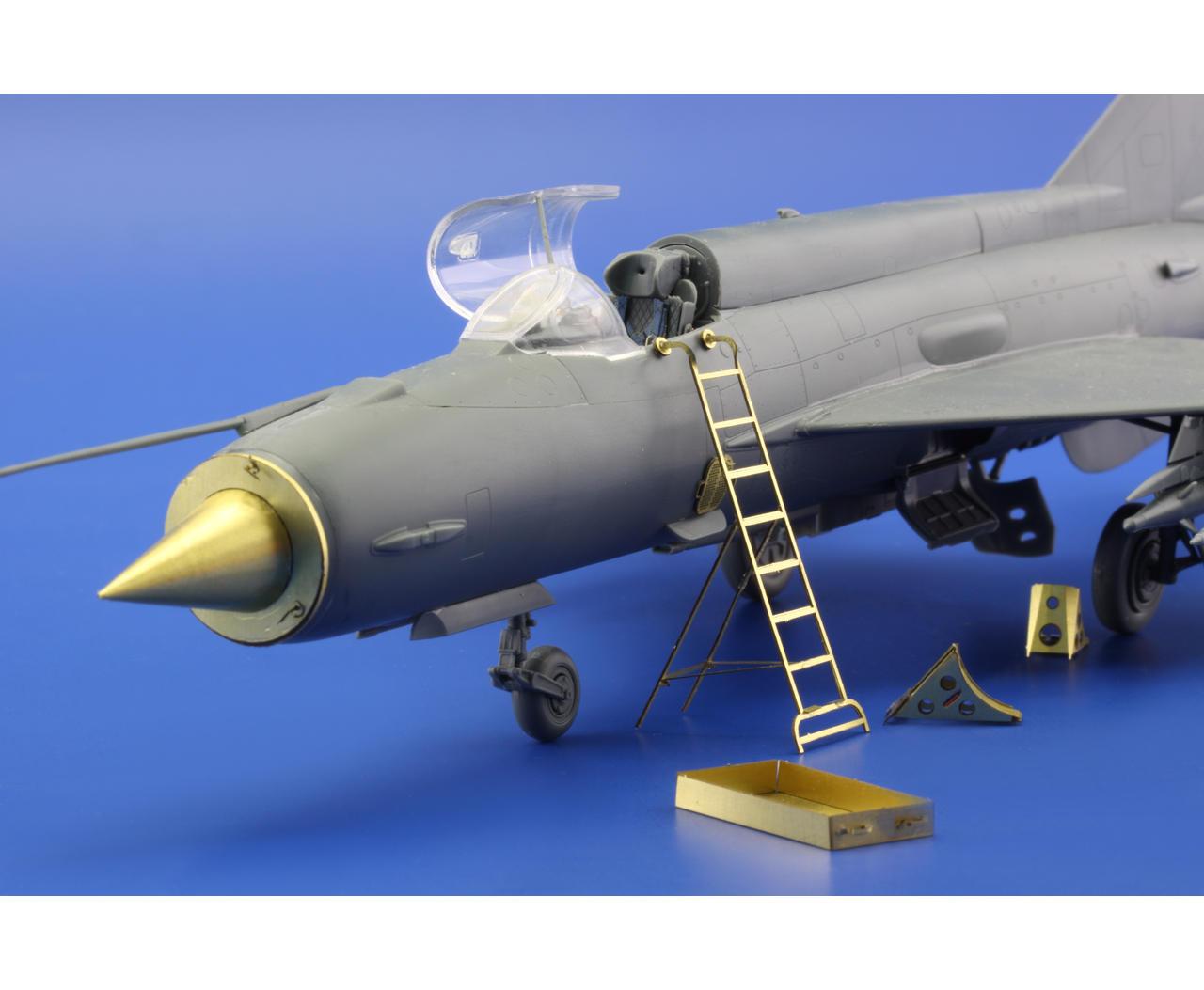 EDUARD BRASSIN 648038 Interior for Eduard Kit MiG-21SMT in 1:48
