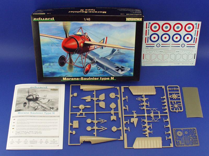 Morane Saulnier Type N Profipack 1 48 Eduard Store