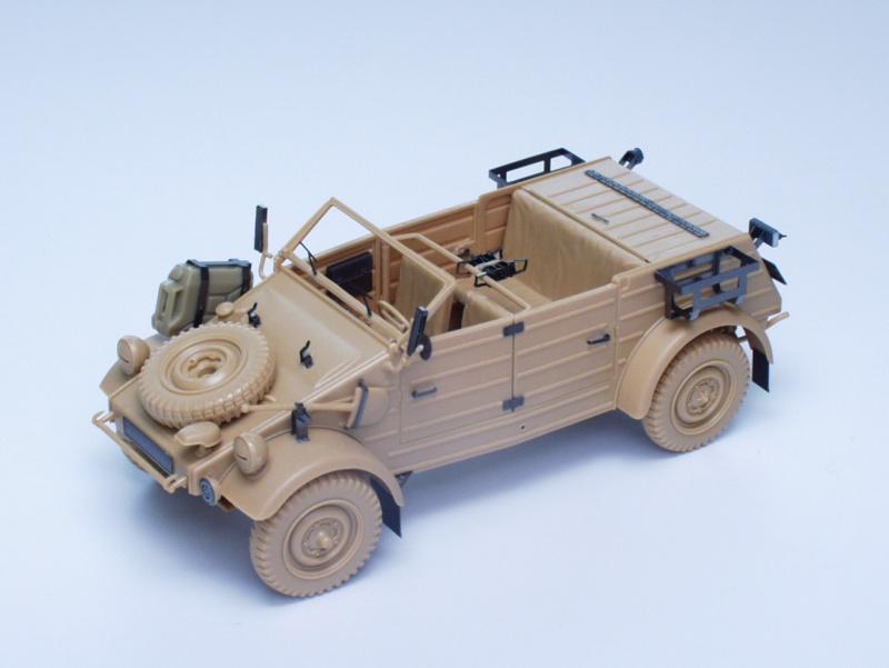 EDUARD 1//35 ARMOR KUBELWAGEN FOR TAM35355