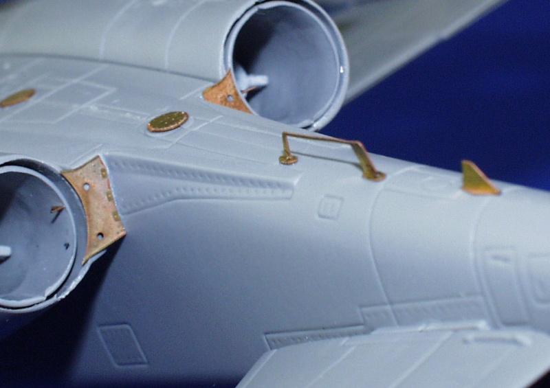 Eduard 1//48 Sukhoi Su-25K Frogfoot Armament détail set # 48443