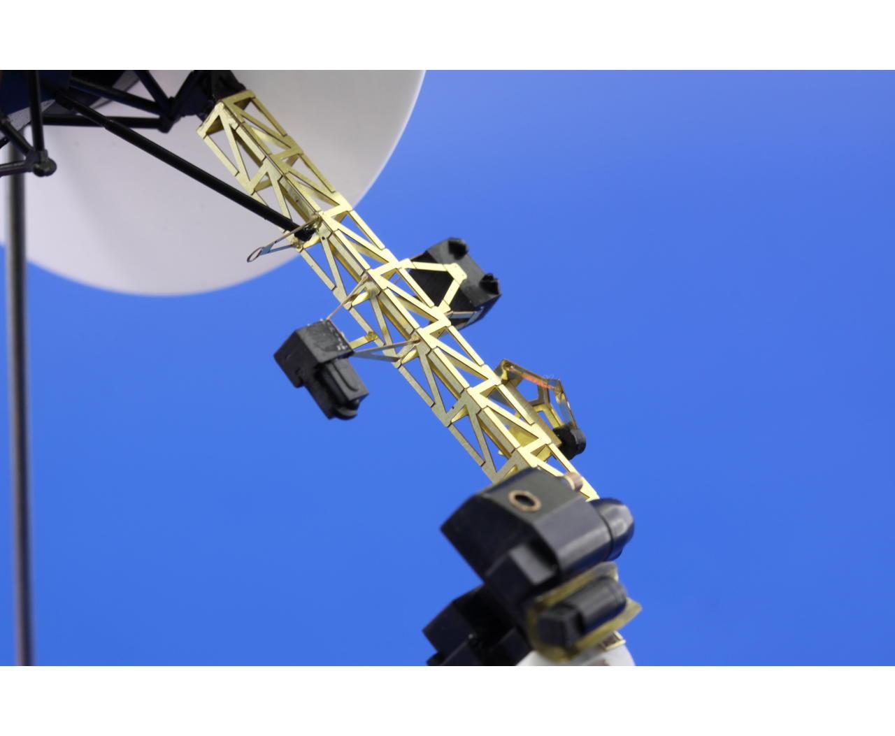 Eduard 48761 PE Teile für die Voyager Raumsonde in 1:48 von Hasegawa