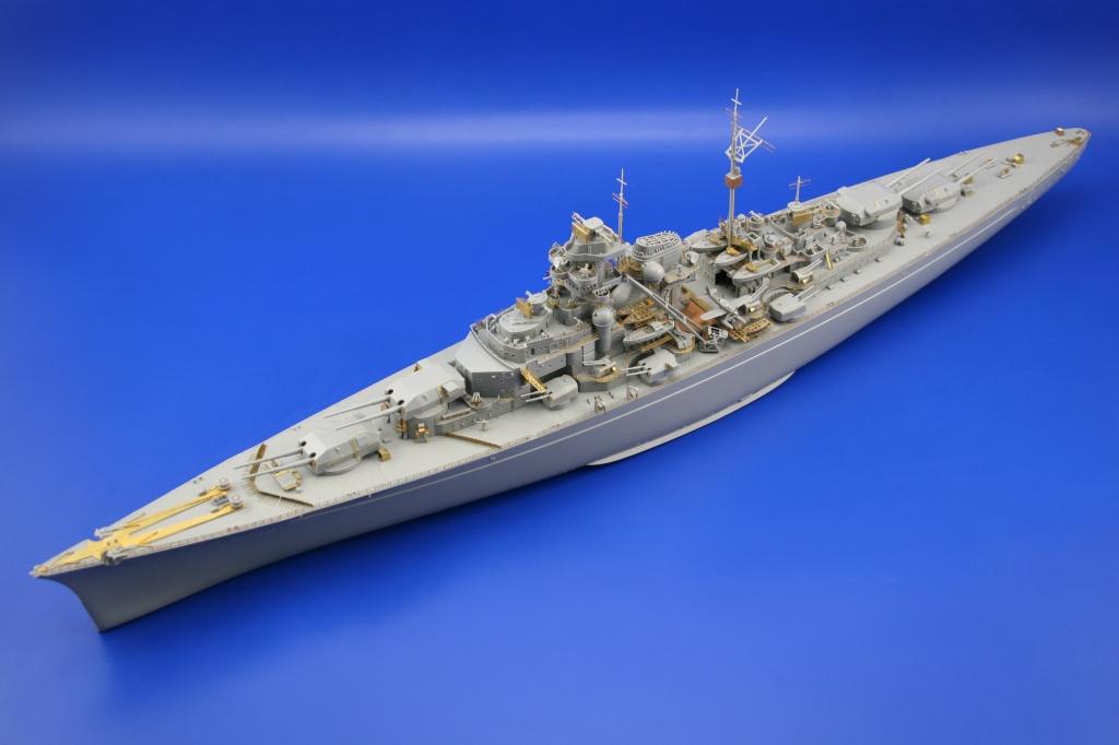 Eduard 1//350 Bismarck//Bismark # 53002