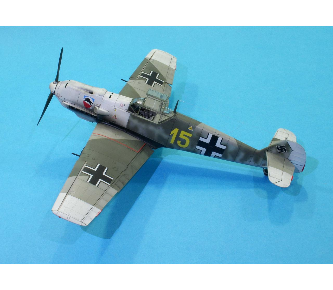 Eduard Plastic Kits 84158-1:48 Bf 109E-1 Weekend Edition Neu