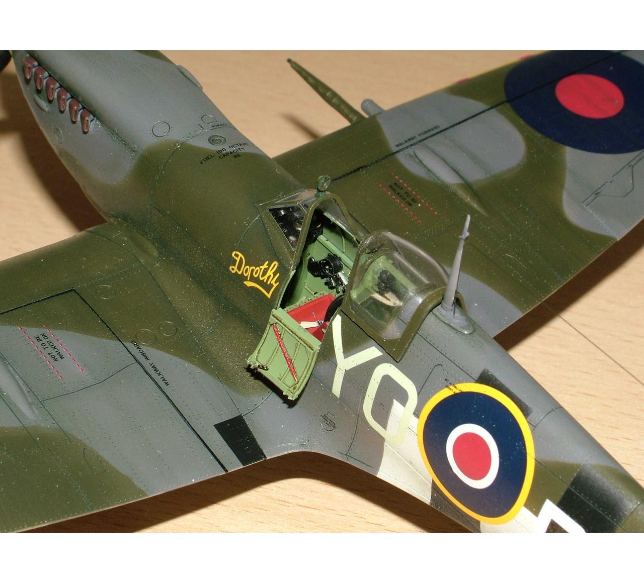 Spitfire Mk Ixc Late Version 1 48 Eduard Store