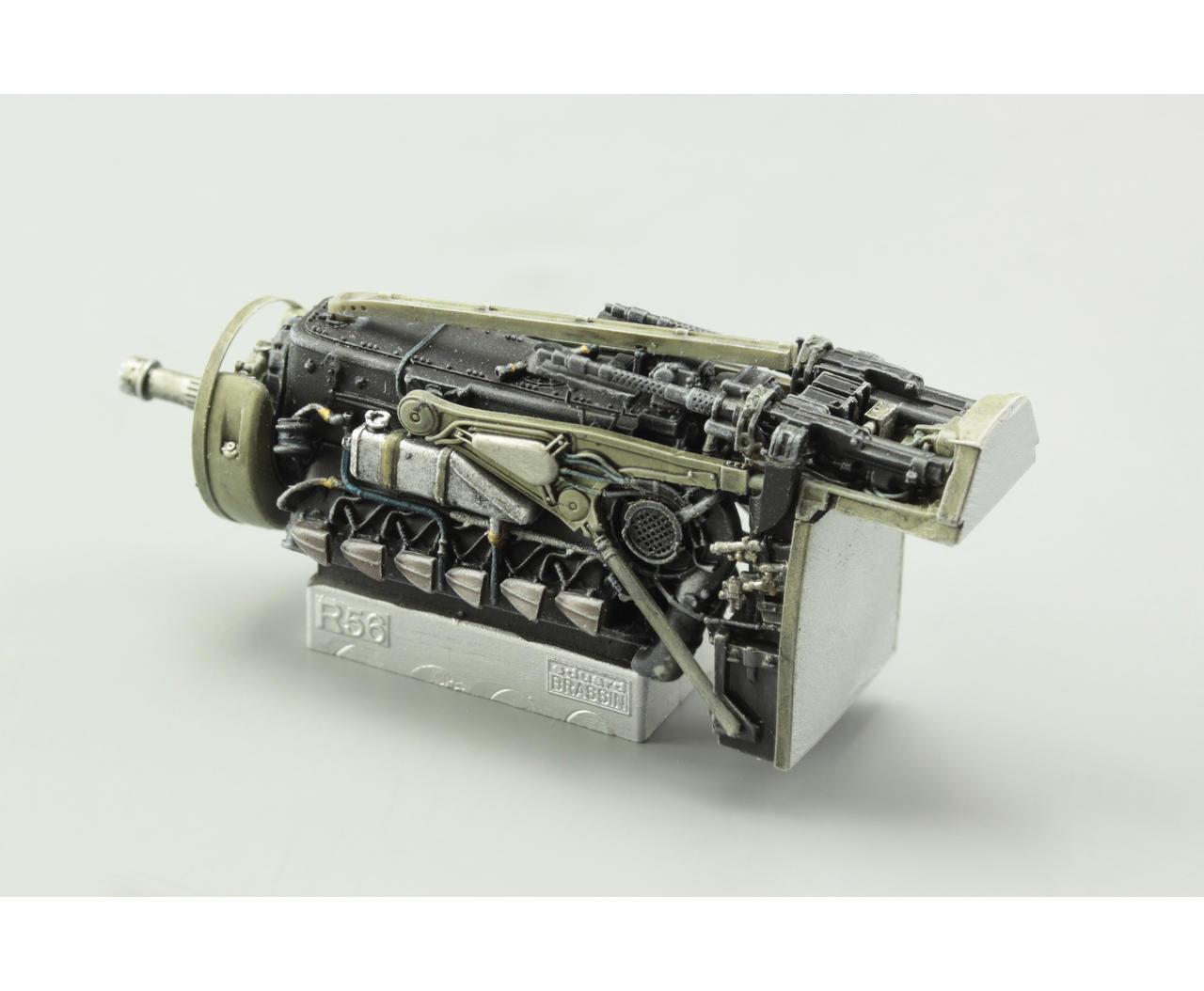 Bf 109g 6 engine and guns 1 48 eduard store