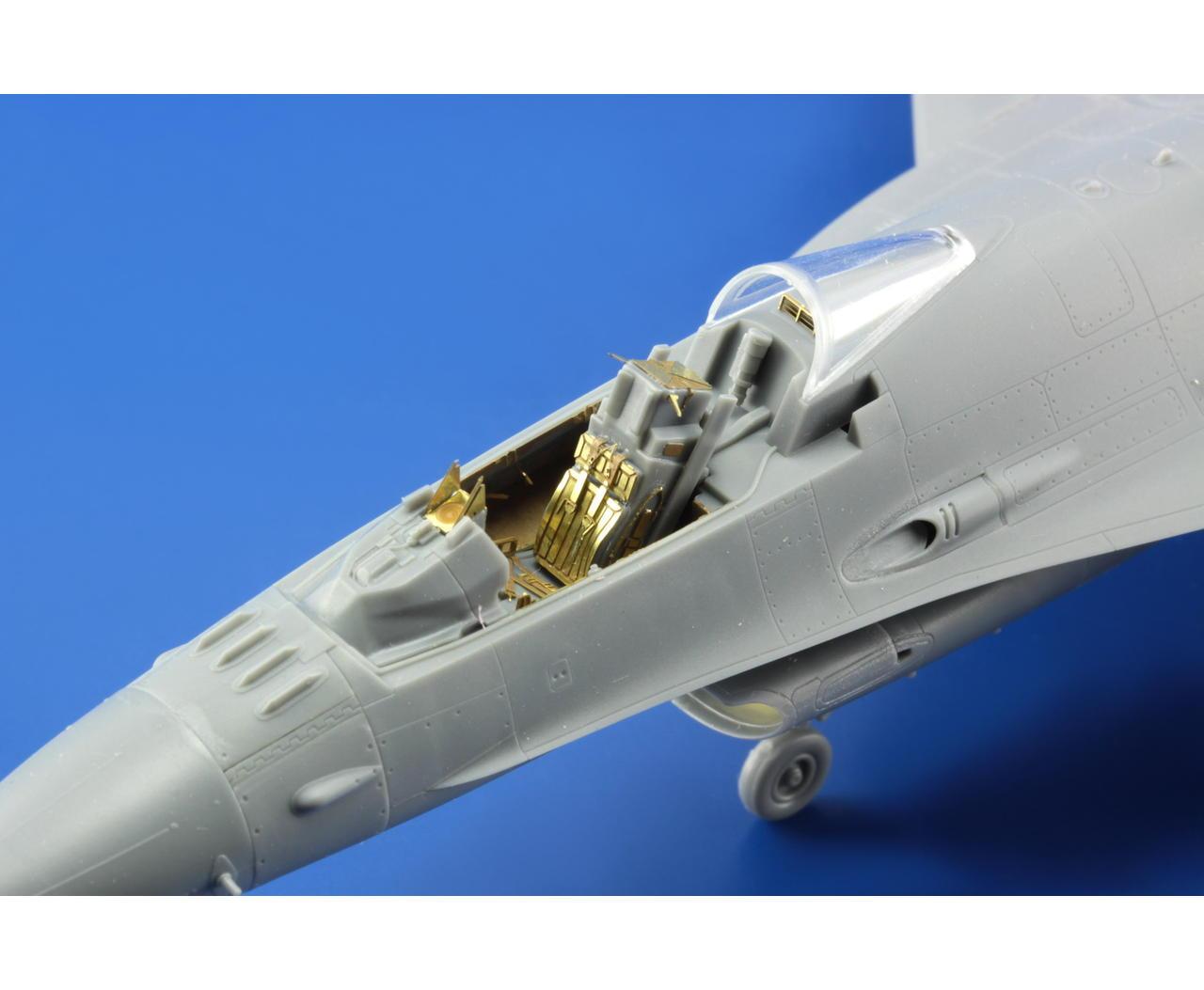 Neu Eduard Accessories Ss151-1:72 F-16 A//B Fighting Falcon Ätzsatz