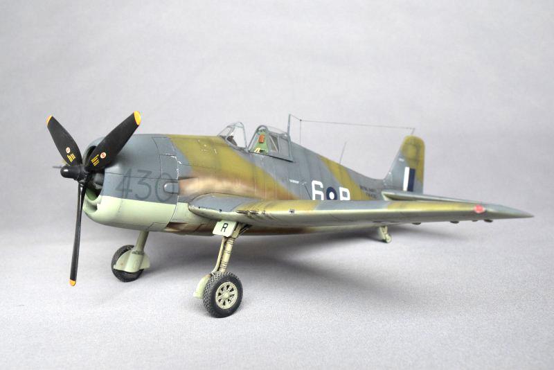 Eduard Models Hellcat Mk.I//Mk.II Dual Combo Profipack Aircraft