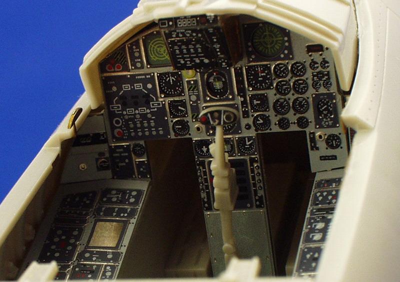 Eduard Accessories 32532 F-15 C Eagle interior in 1:32