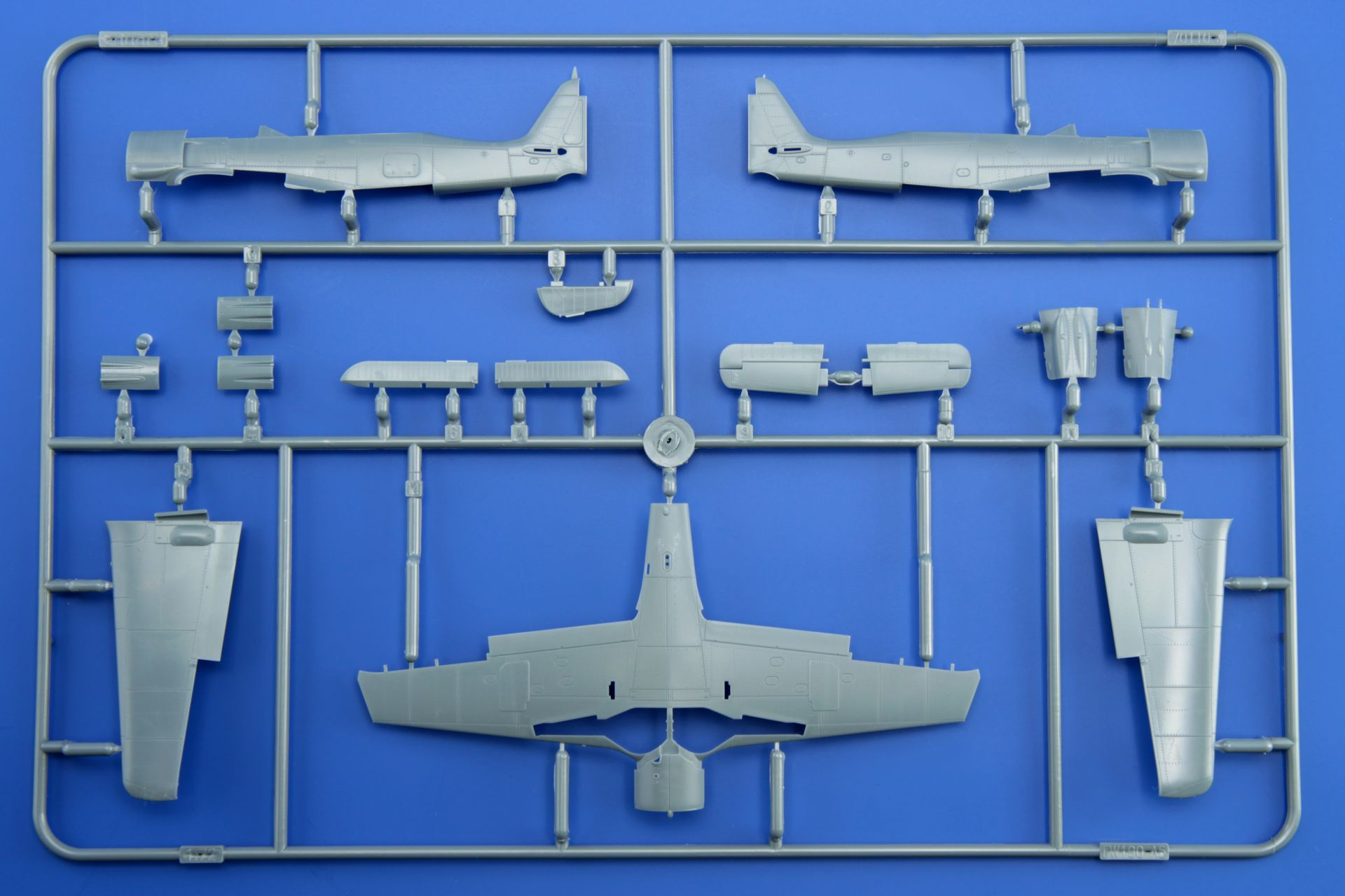 in 1:72 EDUARD 7439 Fw190A-5 Light Fighter 2 Cannons