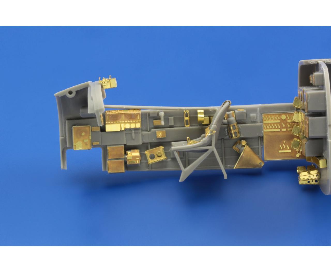 Eduard Accessories Big49159-1:48 Ju 88A-4 For Icm Neu Detailsets