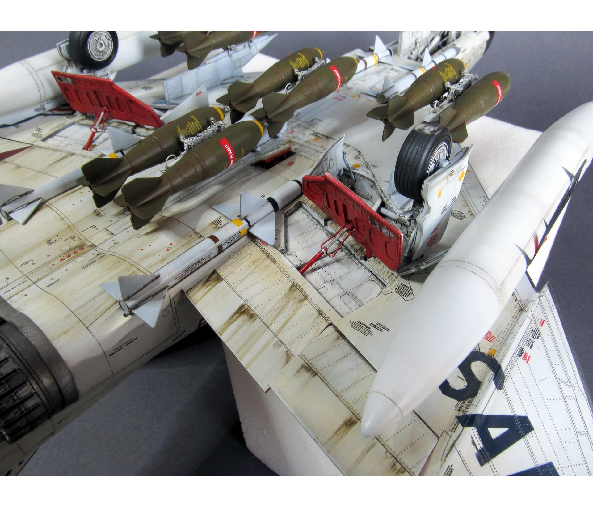 F4J Seatbelts for Academy eduard 49713 1//48 Aircraft Painted