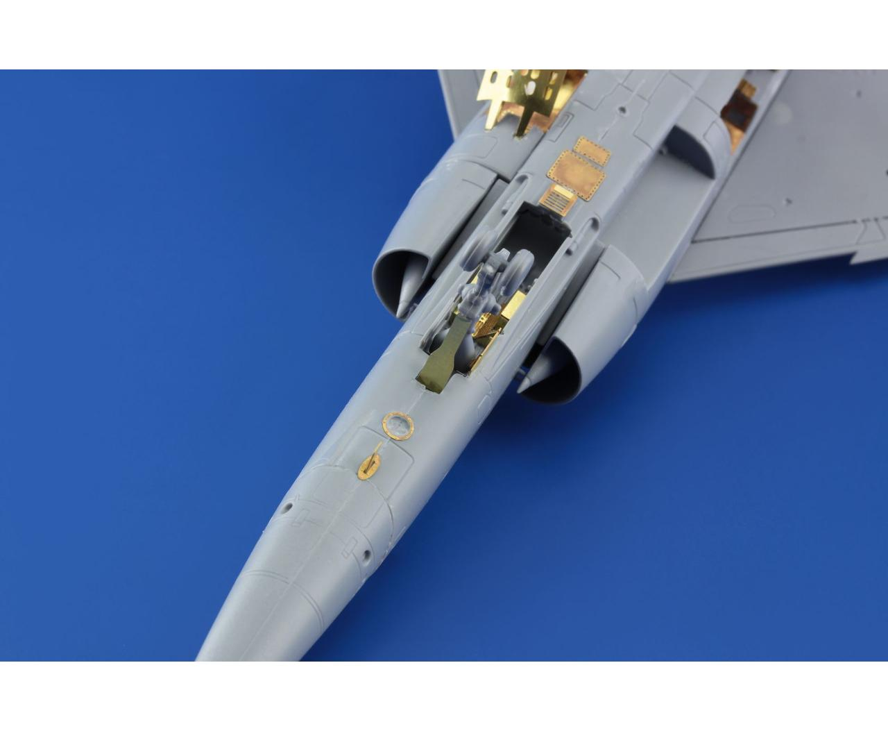 Eduard Accessories CX450 Mirage F.1 for Special Hobby in 1:72