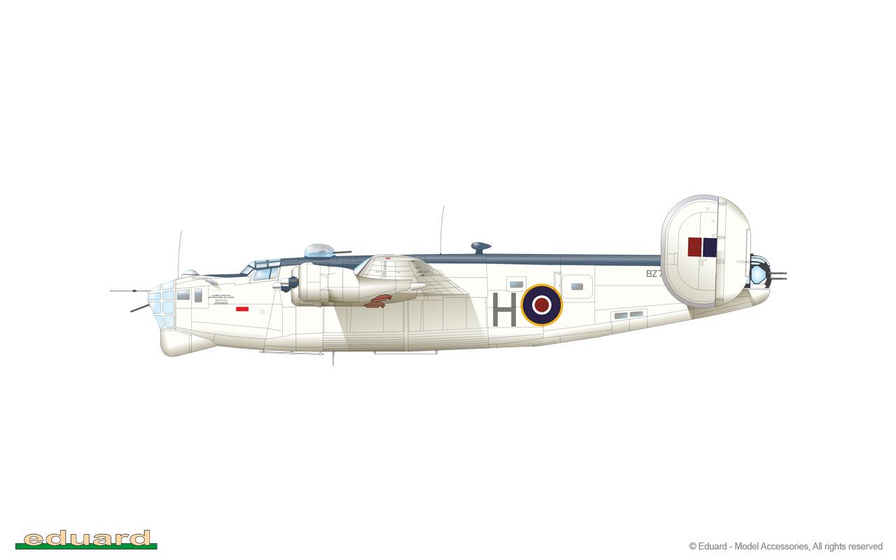 Eduard Brassin 672210 1//72 Consolidated B-24 Liberator GR Mk.VI wheels Eduard