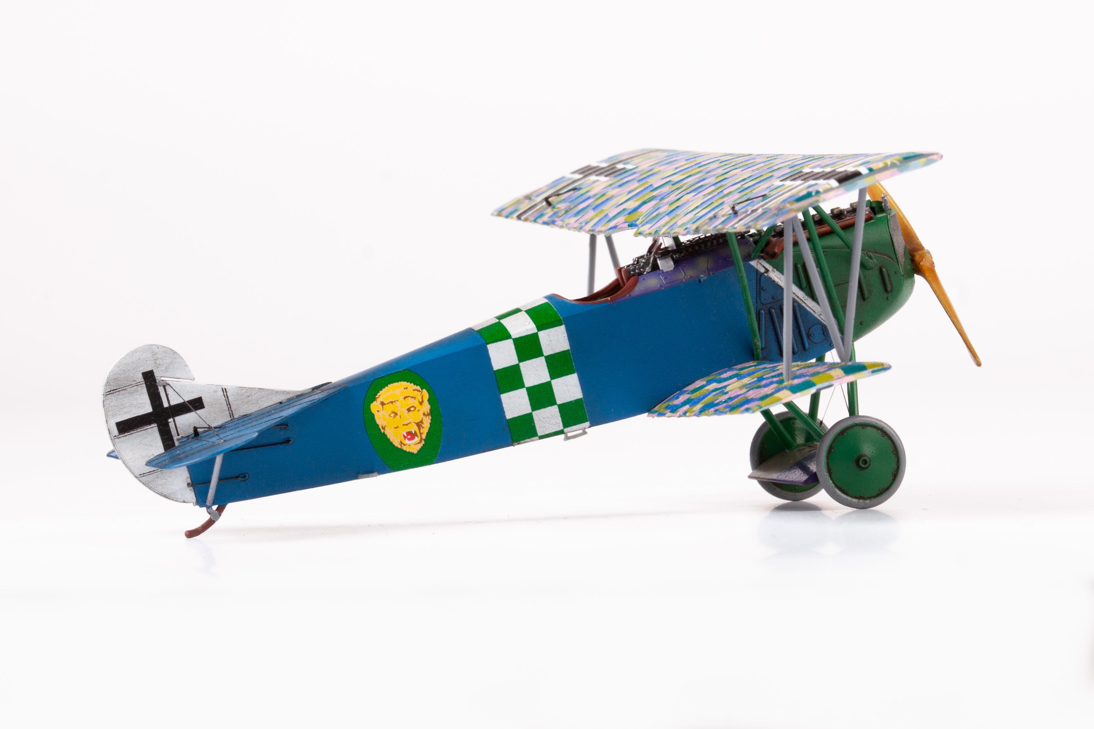 VII Rib Bandes de lin Eduard decals D72023 1//72 Fokker D