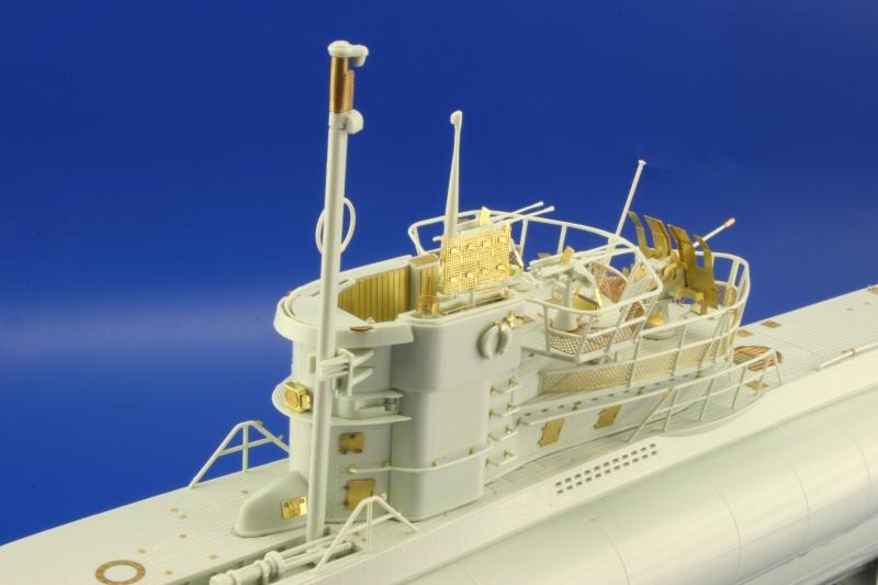U Boat Viic 41 1 72 Eduard Store