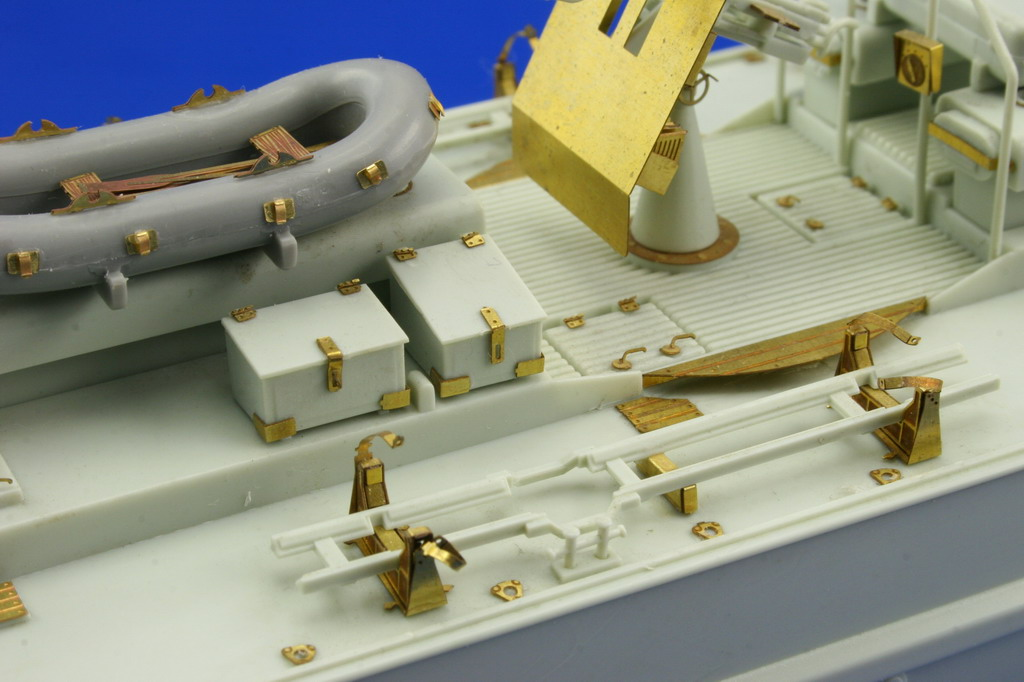 EDUARD 53033 Detail Set for Revell® Kit S-100 Schnellboot Flak 38 20mm in 1:72