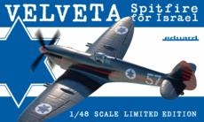 Velveta / Spitfire pro Izrael 1/48