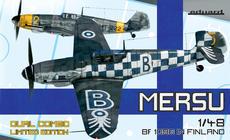 メルス/ Bf 109G フィンランド軍仕様 1/48