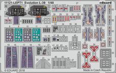 Evolution L-39 фототравление 1/48