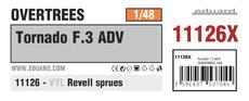 トーネード F.3 ADV オーバーツリーズ 1/48