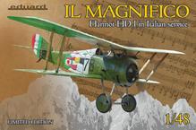 イル・マニフィコ アンリオ HD.I イタリア軍仕様 1/48