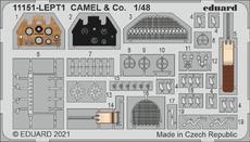 Camel & Co. PE-set 1/48