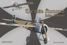 Fokker Eindecker / DIE ERSTE KANNONEN  DUAL COMBO 1/48