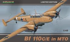 Bf 110C/E in MTO 1/48