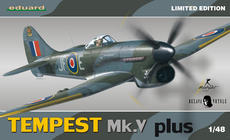 "TEMPEST Mk.V. PLUS & T-shirt size ""XL"" 1/48"