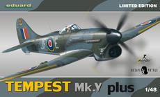 "TEMPEST Mk.V. PLUS & T-shirt size ""XL"" 1/48"