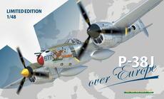 P-38J nad Evropou 1/48