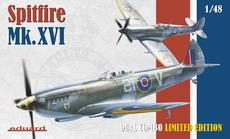 Spitfire Mk.XVI  DUAL COMBO 1/48