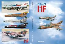 MF - MiG-21MF v československém a českém letectvu - kniha