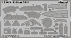 Uボート VIIC 1/350