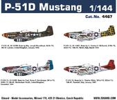 P-51D マスタング 1/144