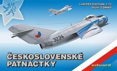 Československé patnáctky DUAL COMBO (MiG-15) 1/72