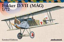Fokker D.VII (MÁG) 1/72