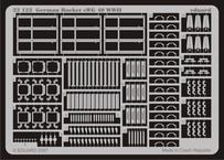 Немецкие ракеты sWG 40 2 мир. в. 1/72