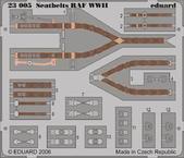 シートベルト RAF WWII  1/24
