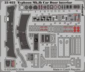 Typhoon Mk.Ib Car Door interiér 1/24