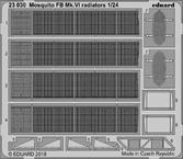 Mosquito FB Mk.VI радиаторы 1/24