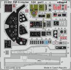 F6F-5 интерьер 1/24