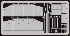 Schürzen StuG.III Ausf.G ранний вариант 1/48