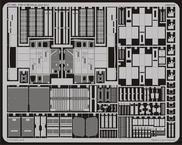 F6F-3 zbraňová šachta 1/32