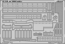 EF 2000 žebřík 1/32