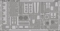 P-40N экстерьер 1/32