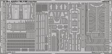スピットファイア Mk.VIII 外装 1/32