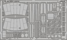 Me 262B-1 外装 1/32