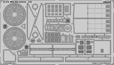 MiG-29A exterior 1/32