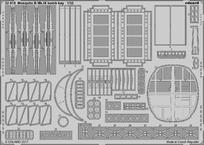 モスキート B Mk.IX 爆弾倉 1/32